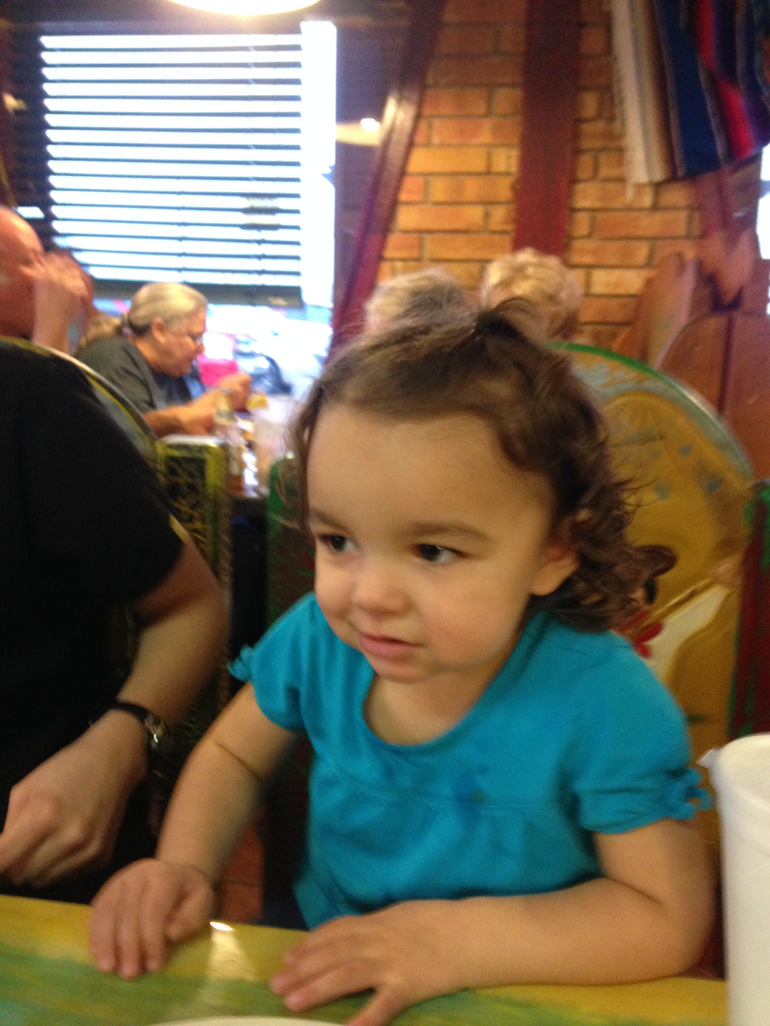 My great granddaughter: needs prayer for physical healing