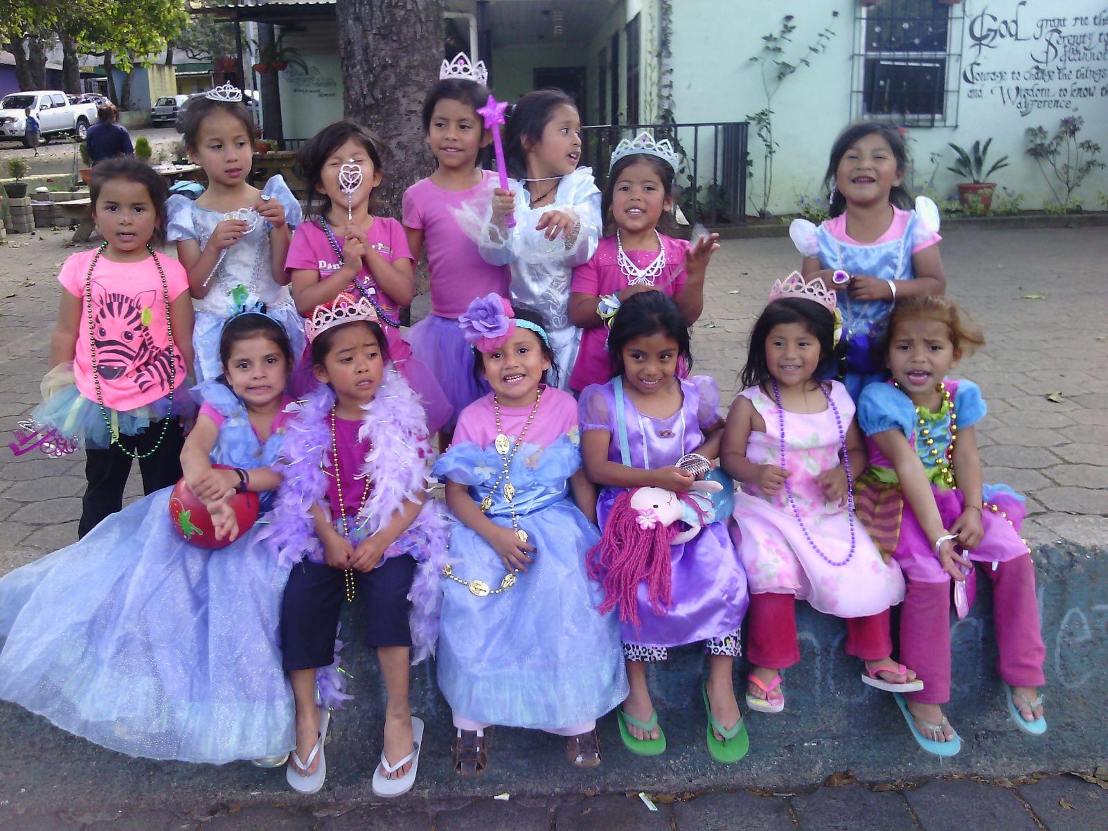 I miss my princesses